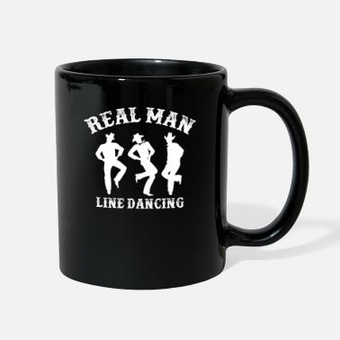 Man real man - Full Color Mug