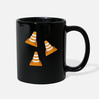Traffic Traffic Cone - Traffic Cone - Full Color Mug