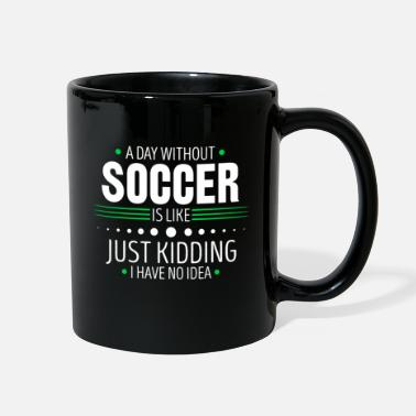 Soccer Goal soccer - Full Color Mug