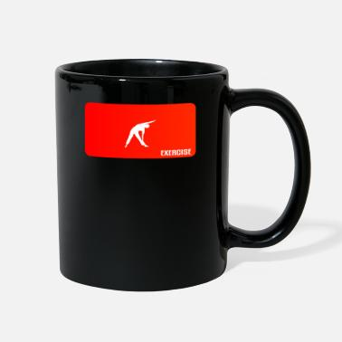 Exercising exercise - Full Color Mug