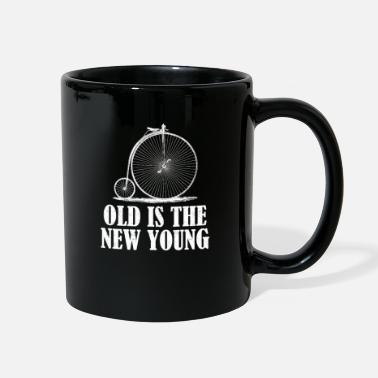 Mature Old is the New Young - Full Color Mug