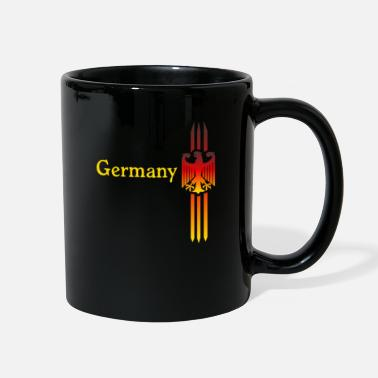 Hometown Germany Soccer Football Foosball German Symbol - Full Color Mug