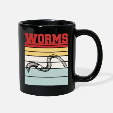 Worm WORMS - Full Color Mug