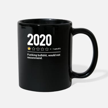 Year 2020 Review Would Not Recommend - Full Color Mug