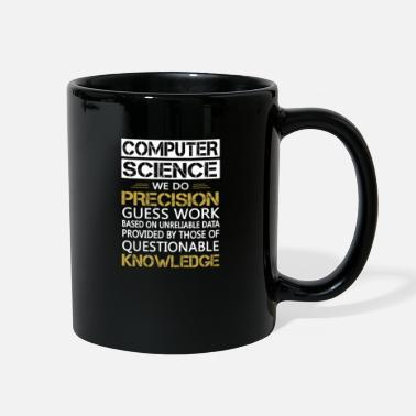 Computer Science COMPUTER SCIENCE - Full Color Mug