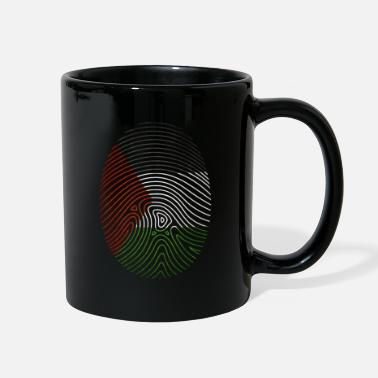 Controller Palestine Is In My Blood - The Finger Print - Full Color Mug