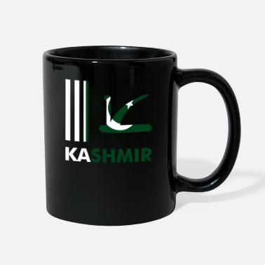 Conflict Kashmir Pakistan Flag Together Show Our Support - Full Color Mug