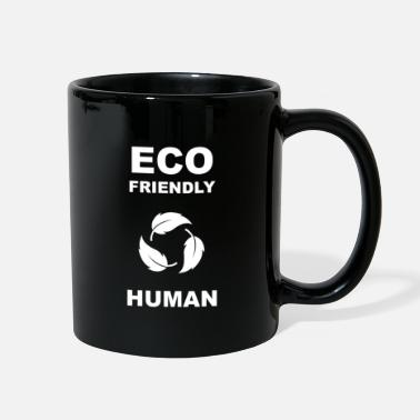 Enviromental Ecologically Climate Enviromental Protection - Full Color Mug
