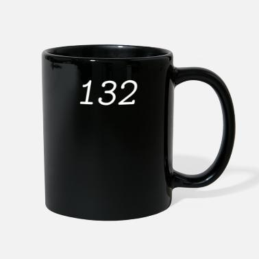 Old 132 one hundred thirty two - Full Color Mug