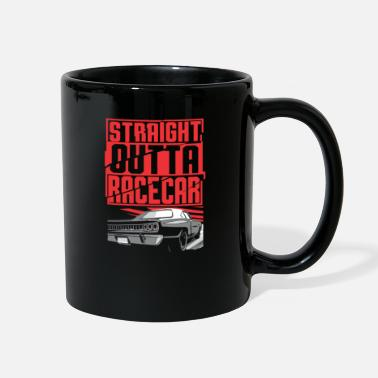 Muscle Straight Outta Racecar - Full Color Mug