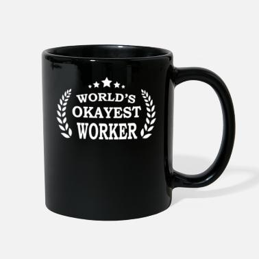 Career anniversary gift idea for workers - Full Color Mug
