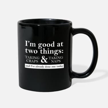 Pretty Taking Craps gift - Full Color Mug