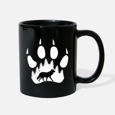 Enviromental Enviromental protection paw - Full Color Mug
