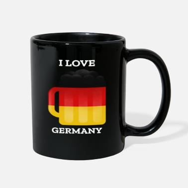 Germany germany germanI Love Germany - Full Color Mug