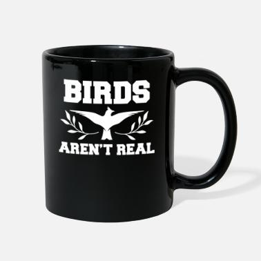 Demo birds bird bird conspiracy government gift idea - Full Color Mug