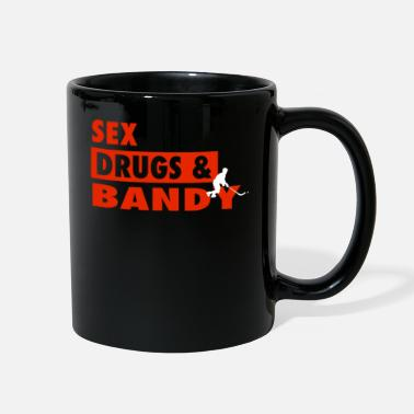 Hobby Funny Bandy Present Idea - Full Color Mug