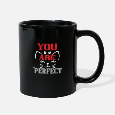 Lightning Fun T-shirt You Are Perfect - Full Color Mug