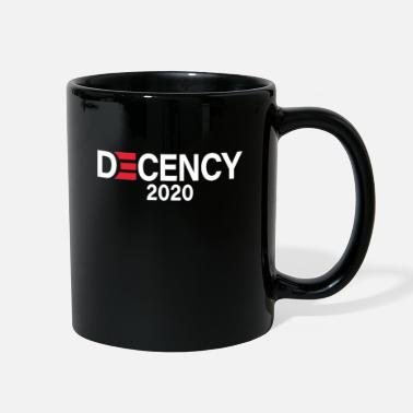 Decency Decency 2020 Biden Harris 2020 Election - Full Color Mug