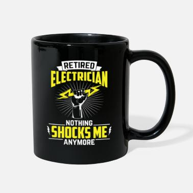 Funny Electrician Funny Electrician Funny Electrician - Full Color Mug