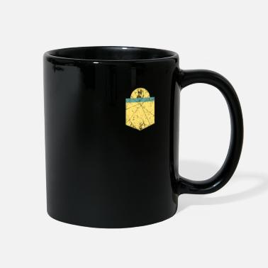 Birdman Pocket Parrot Bird Animal Gift - Full Color Mug