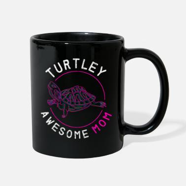 Sea Turtle turtle sea turtle turtle shell - Full Color Mug