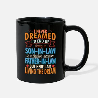 A Son In Law Of An Awesome Father In Law - Full Color Mug