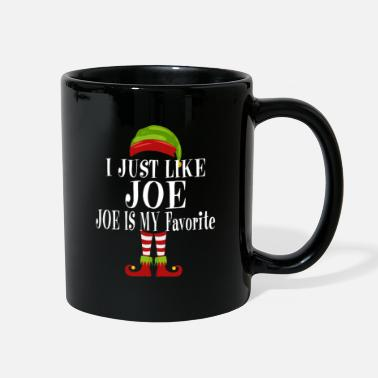 Democratic Party Christmas Elf Biden Xmas President Joe Biden - Full Color Mug