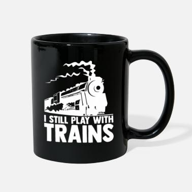 Zero Trains model railways gift for men railway - Full Color Mug