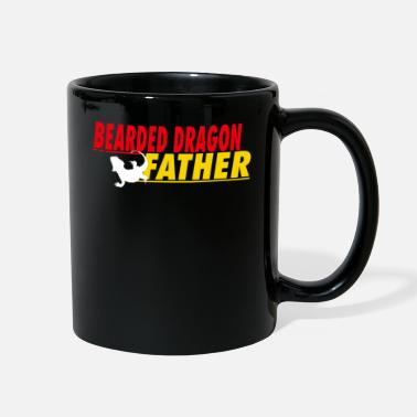 Animal Rescue Bearded Dragon Father - Full Color Mug