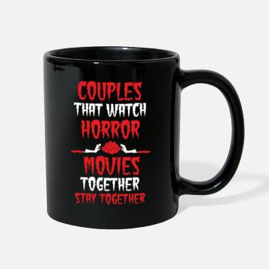 Movie Horror Movies Couple - Full Color Mug