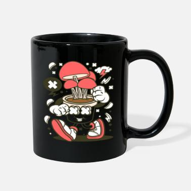 Cult Funny Cartoon Design - Full Color Mug