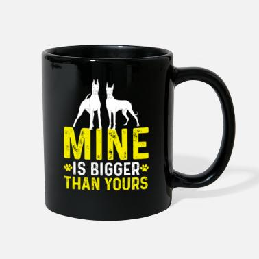 Dogge Great Dane - Full Color Mug