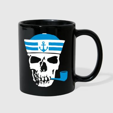 sailor_skull_102015_b_2c - Full Color Mug