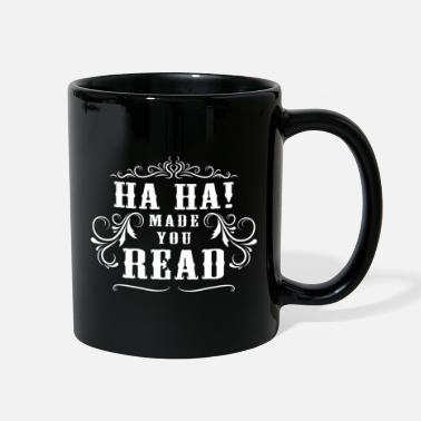 Funnier Funnier Saying - Full Color Mug
