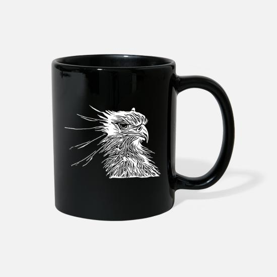 Birds Mugs & Drinkware - Bird - Full Color Mug black