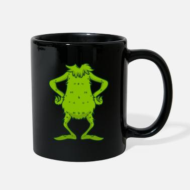 Grinch Grinch Body - Full Color Mug