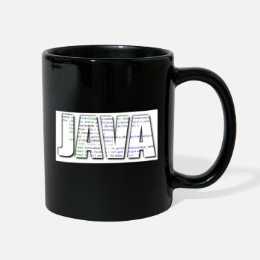 Java JAVA - Full Color Mug