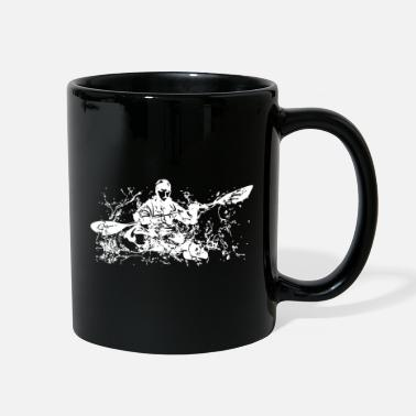Whitewater Kayaking Kayak whitewater - Full Color Mug
