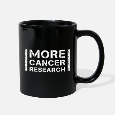 Cancer Research More Cancer Research - Full Color Mug