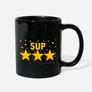 Ramseys Retro Apparel Ramseys 5-UP Stars - Full Color Mug