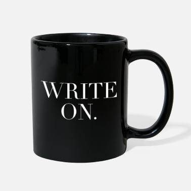 Writing Write on - Full Color Mug