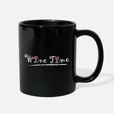 Wine Festival Wine wine festival - Full Color Mug