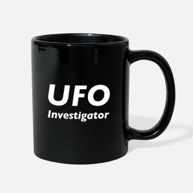 Ufo UFO investigator - Full Color Mug