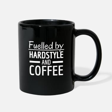 Hardstyle Fuelled by Hardstyle and Coffee! Hardstyle Merch - Full Color Mug