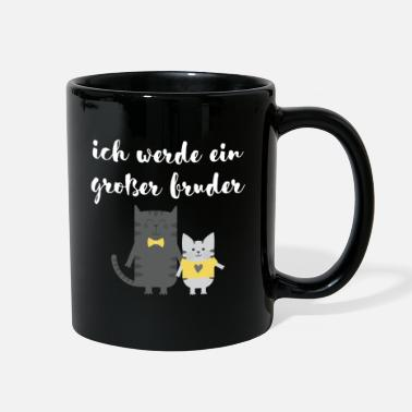 Siblings I'm going to be a big brother - Full Color Mug