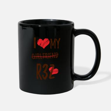 Game R32 gift wagon mechanic - Full Color Mug