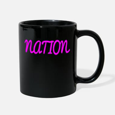 National NATION - Full Color Mug