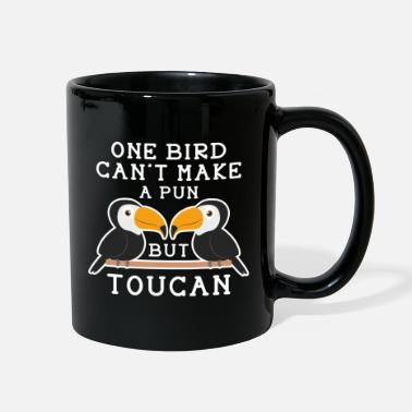 Pun Toucan Pun - Full Color Mug