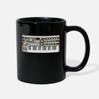 Micro Synthesizer mkIII #TTNM - Full Color Mug