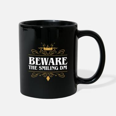 Master Beware the Smiling DM Tabletop RPG - Full Color Mug